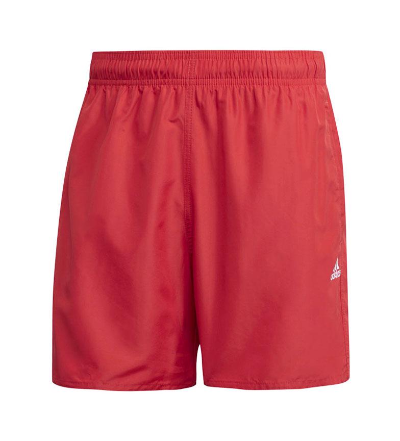 Comprar adidas Costume da bagno Solid CLX rosso