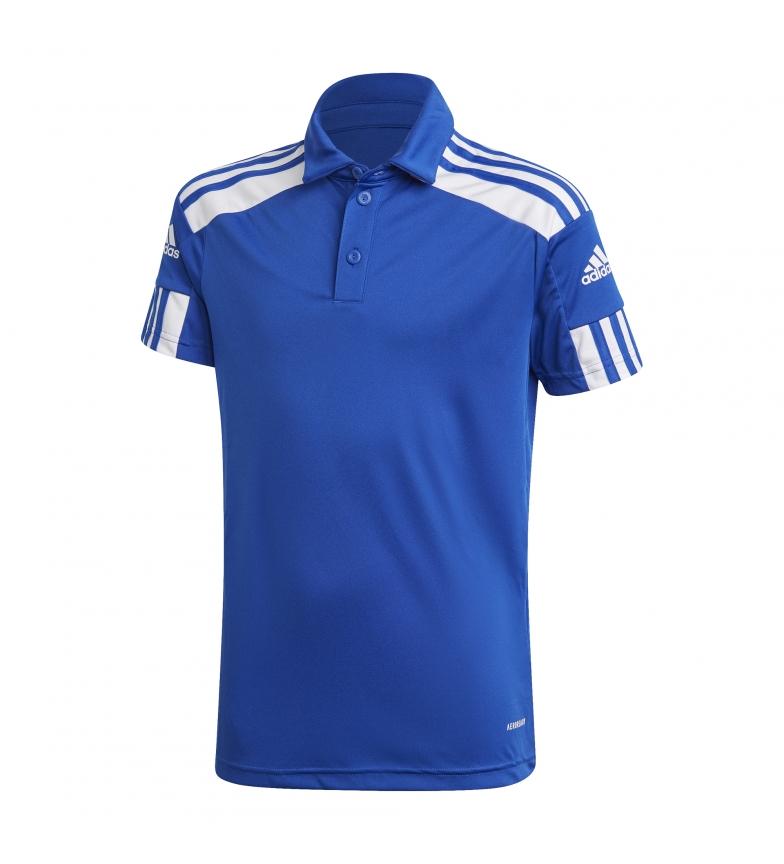 Comprar adidas Polo SQ21 azul