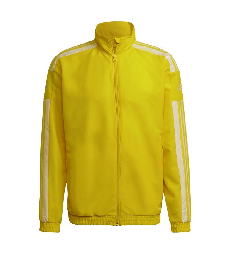Comprar adidas Chaqueta SQ21 PRE amarillo