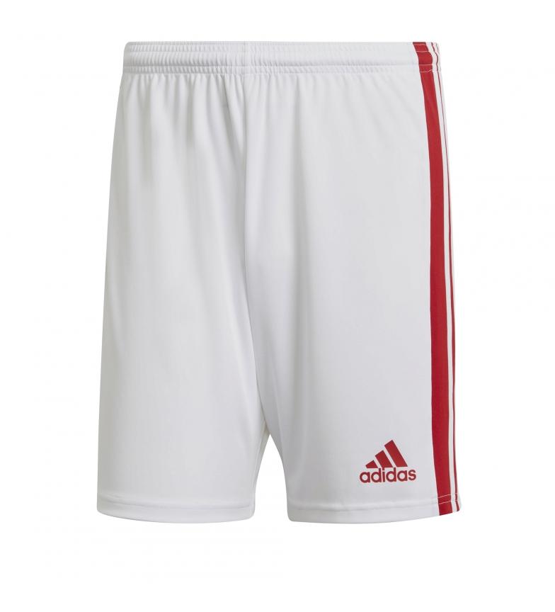 Comprar adidas Short Squad 21 blanc, rouge