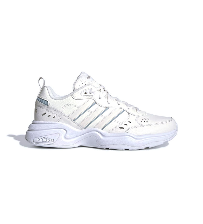 Comprar adidas Sneakers Strutter in pelle bianca