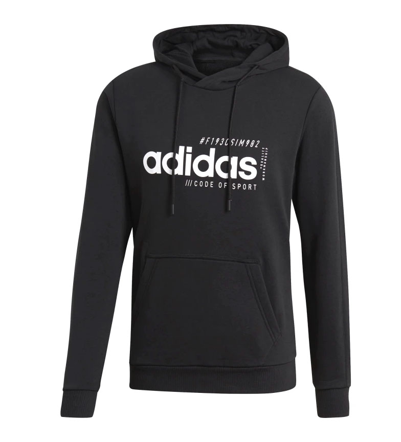 Comprar adidas Brilliant Basics sweatshirt black