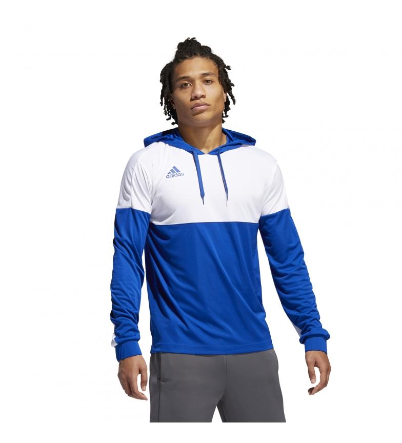 Comprar adidas Sweat-shirt Lgnd Shtr bleu, blanc