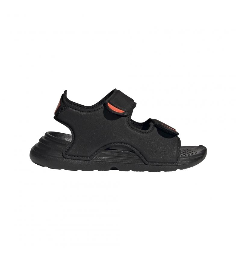 Comprar adidas Sandalias Swim I negro