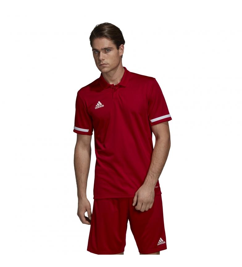 Comprar adidas Polo T19 M rouge