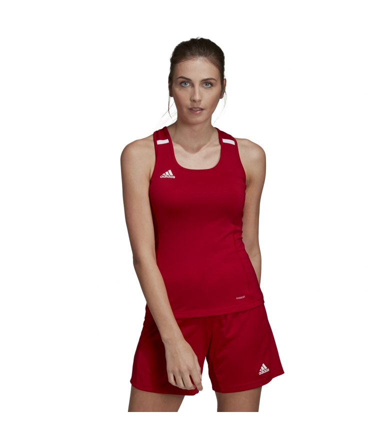 Comprar adidas Camiseta T19 Tank Woman rojo
