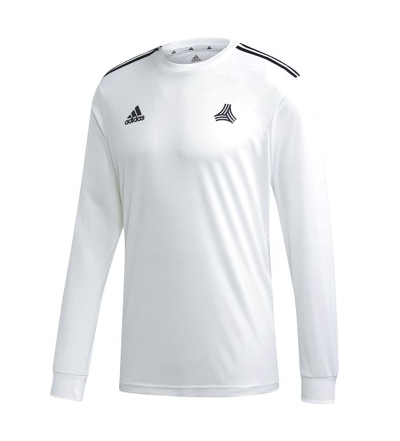 Comprar adidas Camiseta de peso médio bronzeada branca