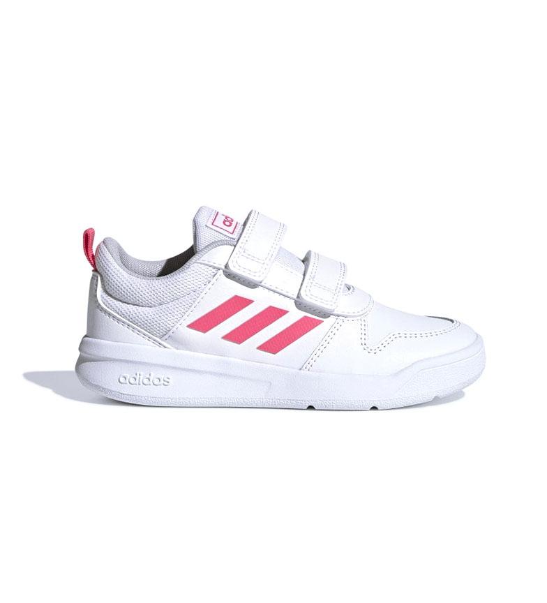Comprar adidas Zapatillas de piel Tensaur C blanco