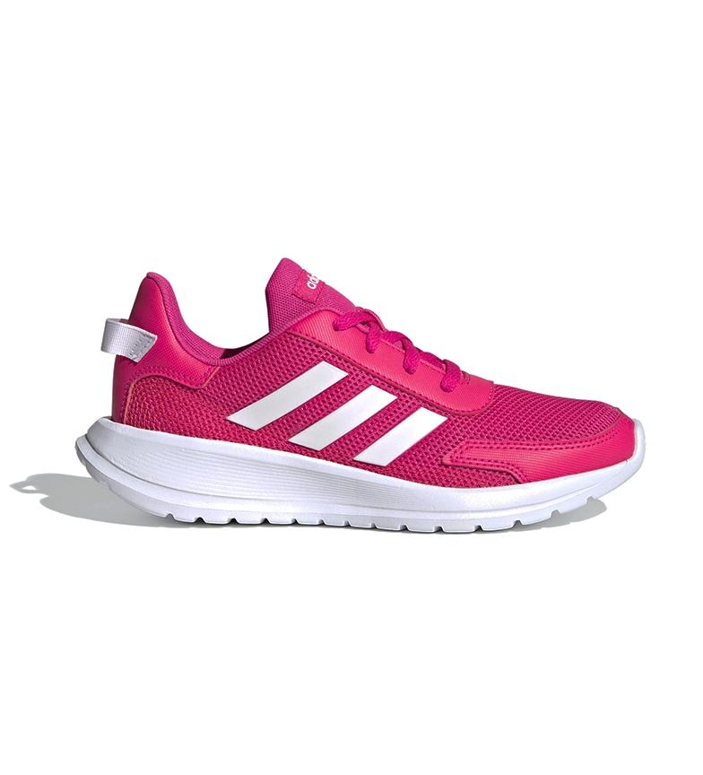 Comprar adidas Sapatos rosa Tensaur Run K