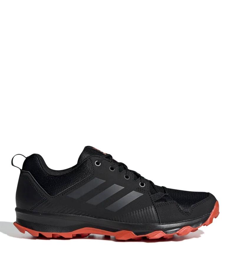 Comprar adidas Terrex Terrex Tracerocker trail running shoes black, orange / 290g