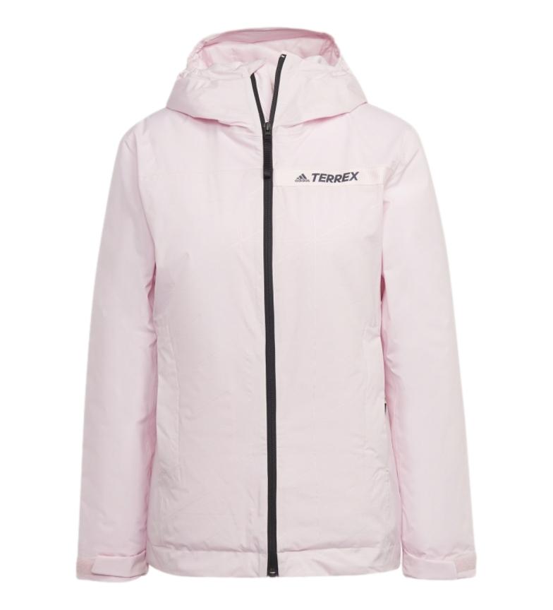Comprar adidas Terrex Chaqueta Terrex Rain Dry rosa