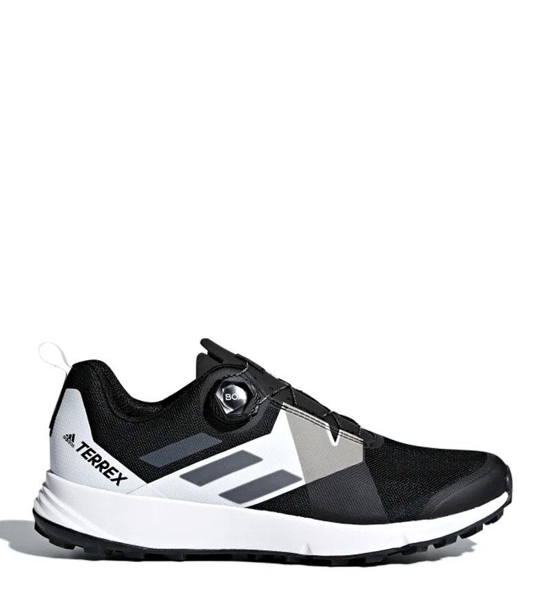 Comprar adidas Terrex Zapatillas trail running TERREX Two Boa negro, blanco