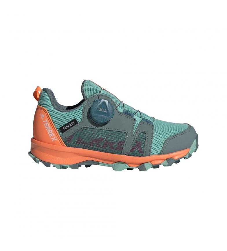 Comprar adidas Terrex Zapatillas Terrex Agravic Boa R.Rdy azul, naranja