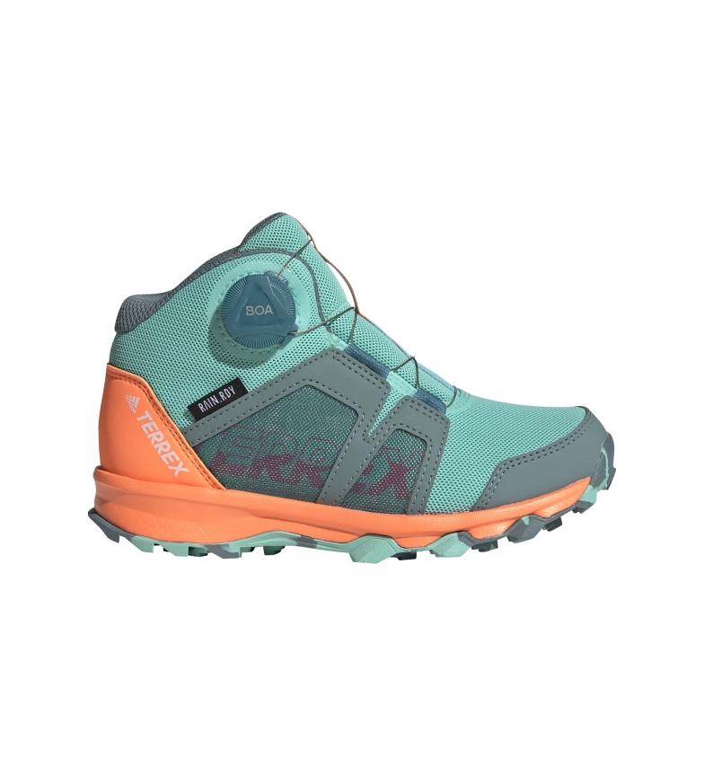 Comprar adidas Terrex Zapatillas Terrex Agravic Boa Mid Rain turquesa