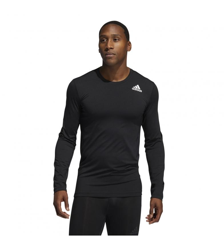 adidas T-shirt manica lunga TF LS nera