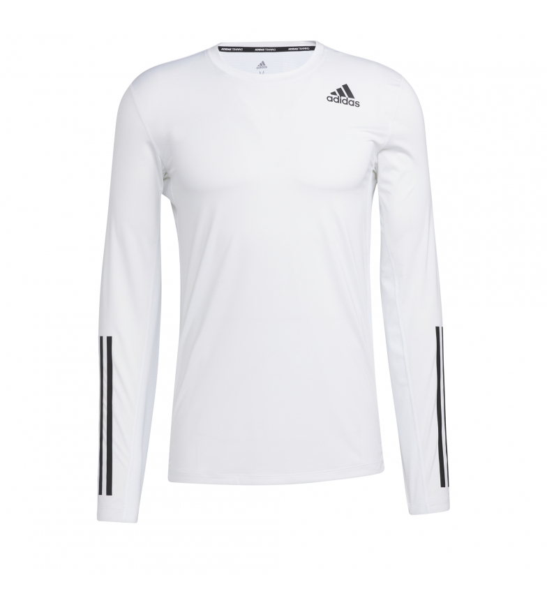 Comprar adidas TF LS FT 3S T-shirt branca