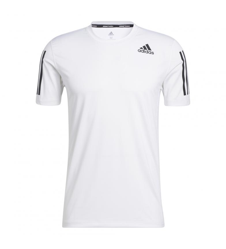 Comprar adidas Camiseta TechFit Fitted blanco