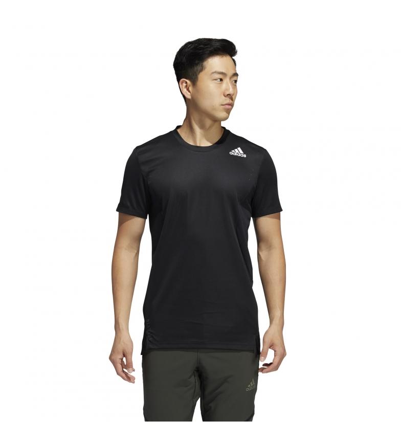 adidas T-shirt d'entraînement Heat Dry noir