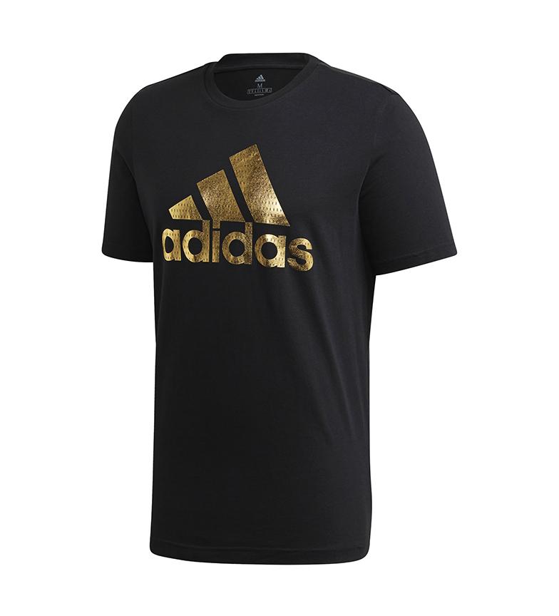 Comprar adidas T-shirt de Atletismo Graphi preta