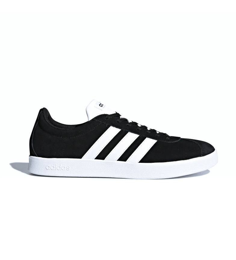 Comprar adidas VL Court 2.0 leather sneakers black