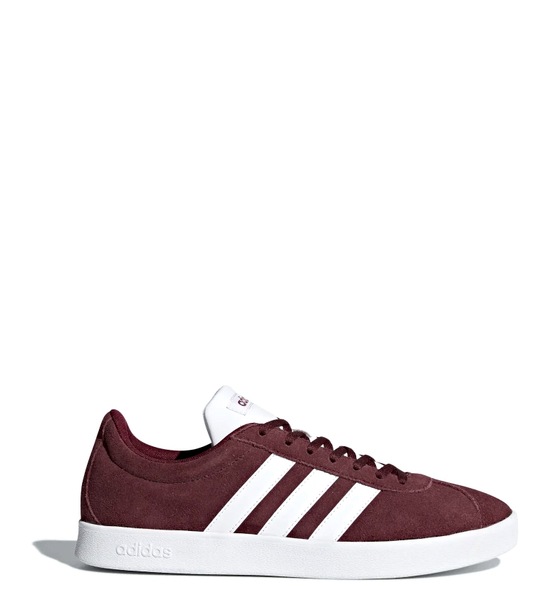 Comprar adidas Leather shoes VL Court 2.0 red