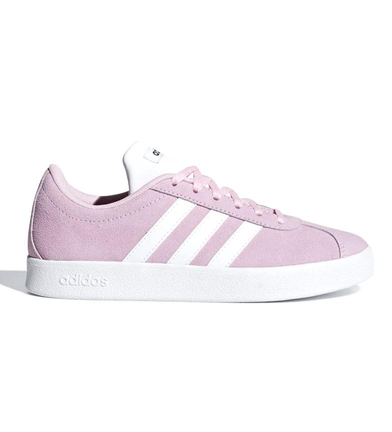 Comprar adidas VL Court 2.0 shoes pink