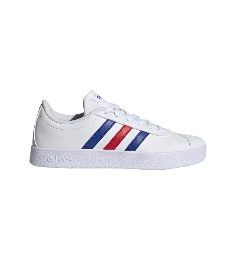 Comprar adidas Zapatillas VL Court 2.0 K blanco