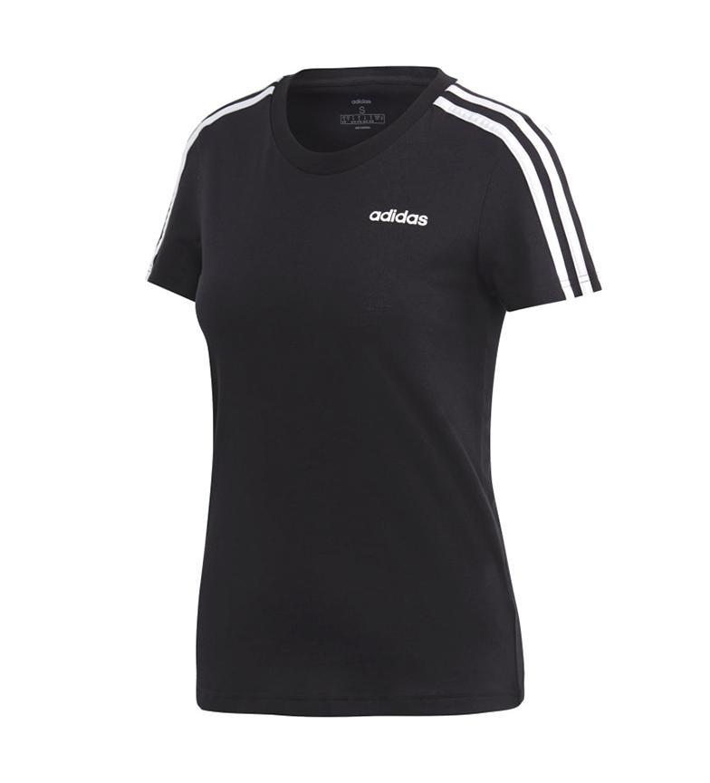 Comprar adidas Essentials T-Shirt 3 Bandas Preto
