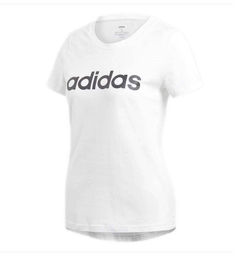 Comprar adidas Camiseta Essentials Linear blanco