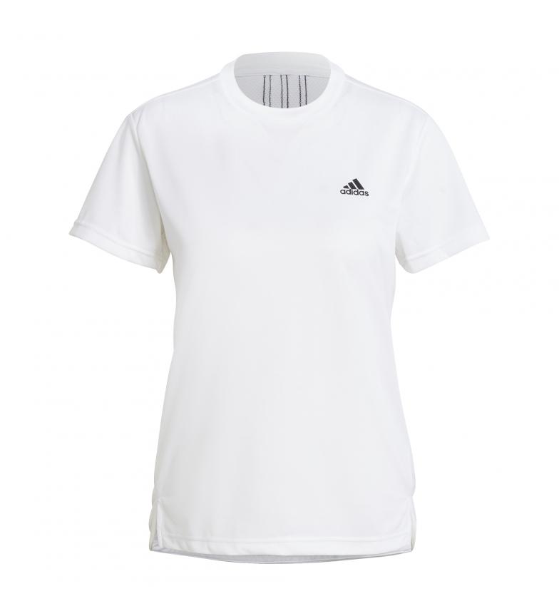Comprar adidas Camiseta W 3S T blanca