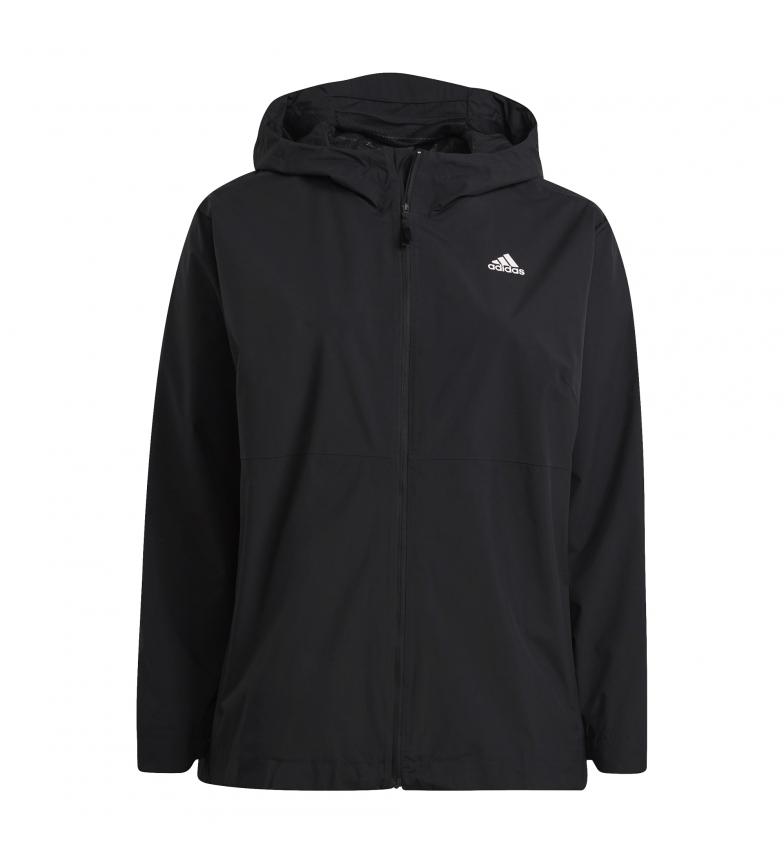 Comprar adidas Waterproof jacket W BSC 3S R.R. J black