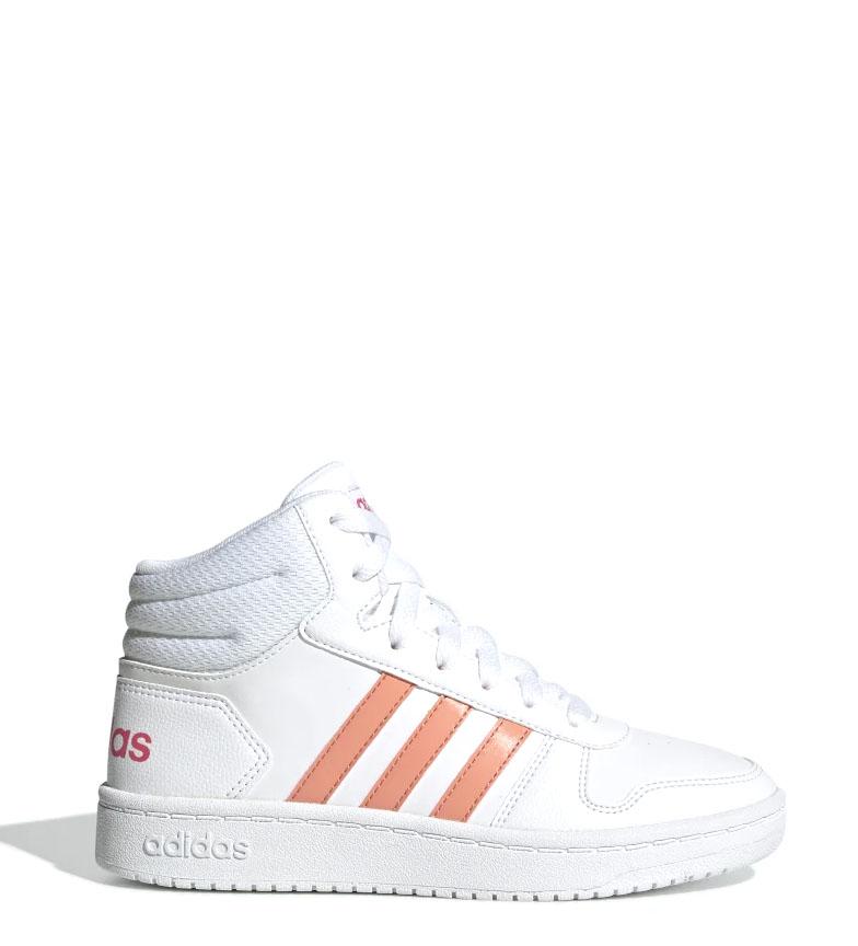 Comprar adidas Zapatillas Hoops Mid 2.0 blanco
