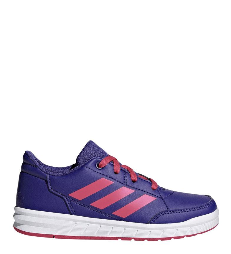 Comprar adidas Zapatillas AltaSport K morado, rosa