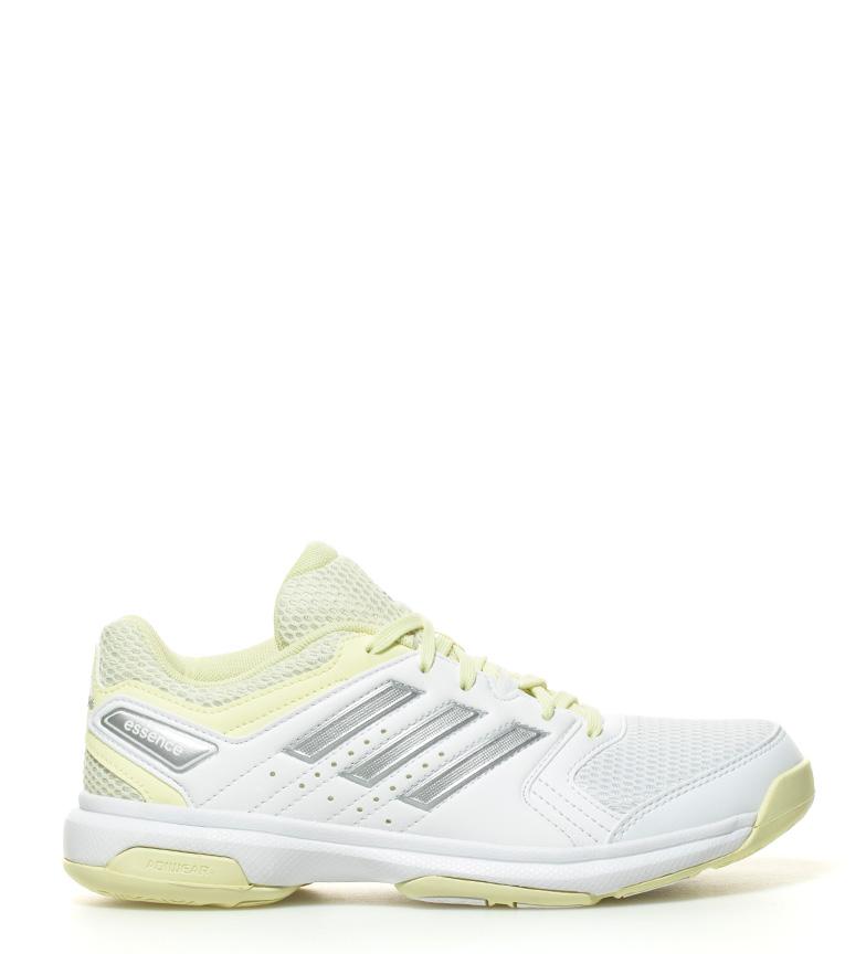 7096b2987e385 Adidas Sneakers palla a mano Essence W bianco giallo Donna - mordhai.org