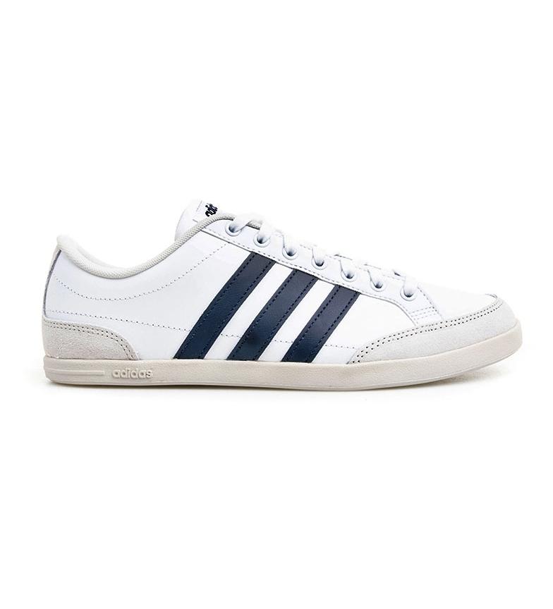 Comprar adidas Caflaire tênis de couro branco