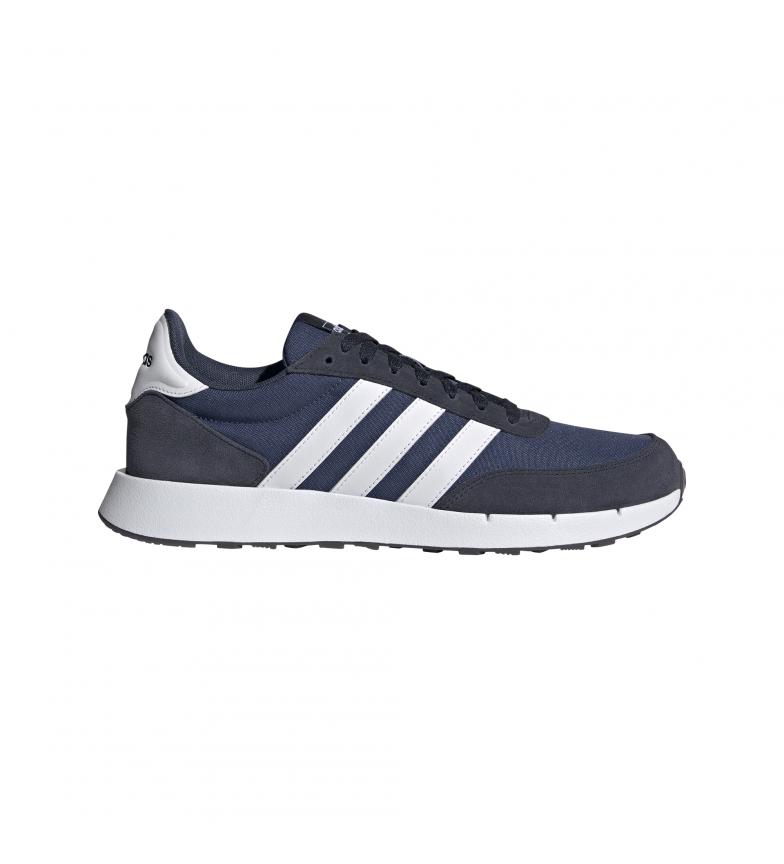 adidas Sneakers Run 60s 2.0 in pelle blu