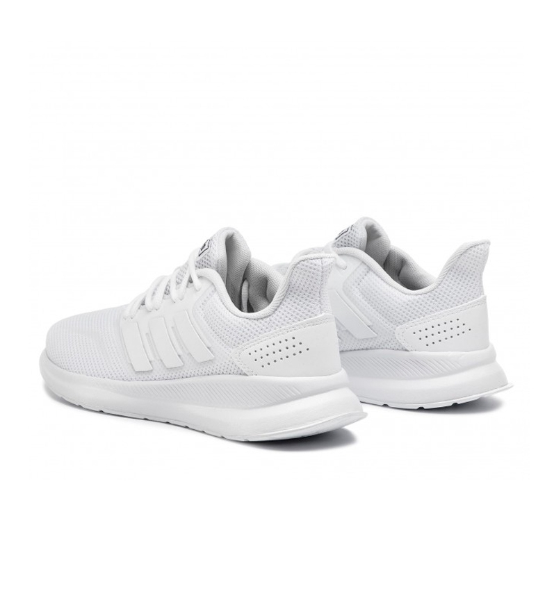 adidas-Zapatillas-de-running-Runfalcon-Hombre-chico-Negro-Blanco-Azul-Gris miniatura 22