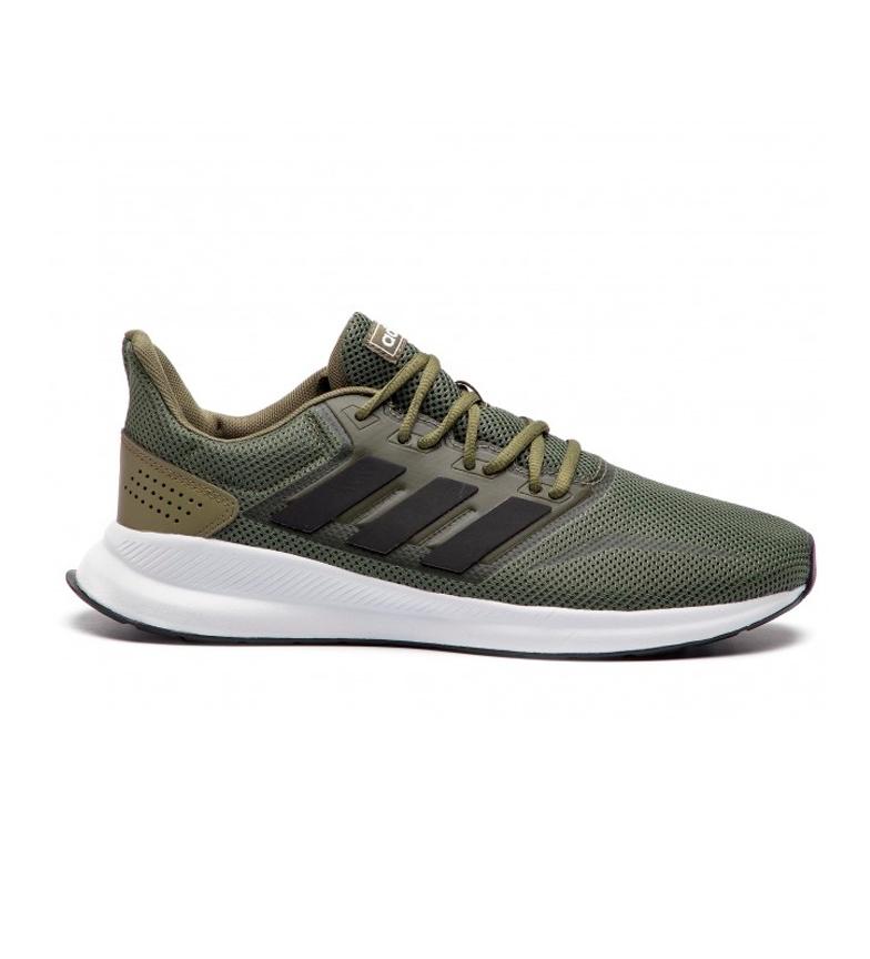 Comprar adidas Zapatillas de running Runfalcon kaki / 271g