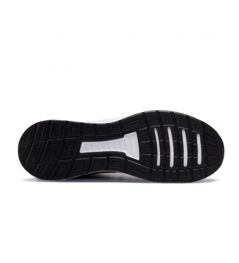 adidas-Sneakers-running-Runfalcon-Homme-Noir-Vert-Blanc-Bleu-Gris-Rouge-Tissu miniature 43
