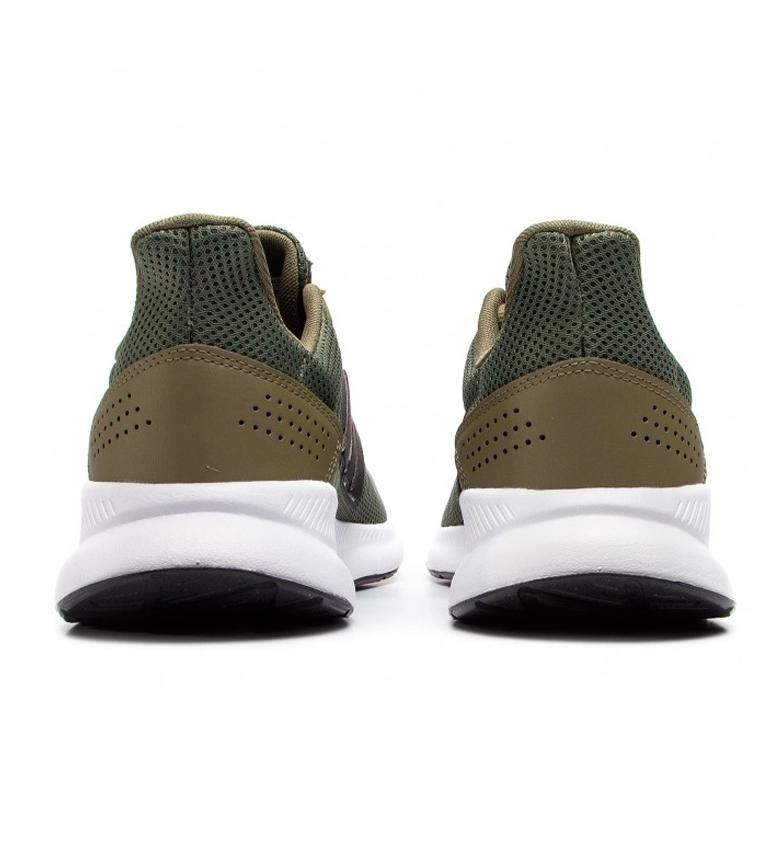 adidas-Sneakers-running-Runfalcon-Homme-Noir-Vert-Blanc-Bleu-Gris-Rouge-Tissu miniature 44