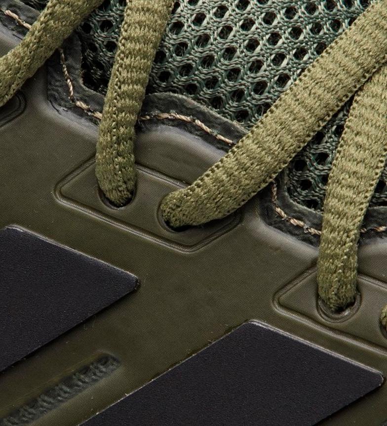 adidas-Sneakers-running-Runfalcon-Homme-Noir-Vert-Blanc-Bleu-Gris-Rouge-Tissu miniature 46