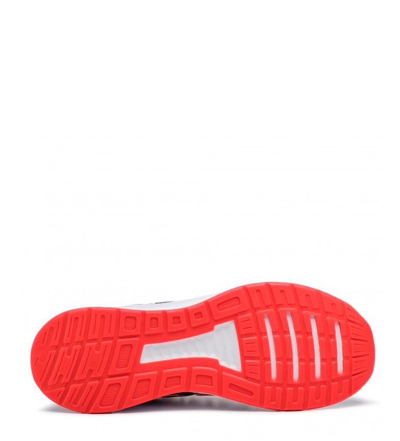 adidas-Zapatillas-de-running-Runfalcon-Hombre-chico-Negro-Blanco-Azul-Gris miniatura 6