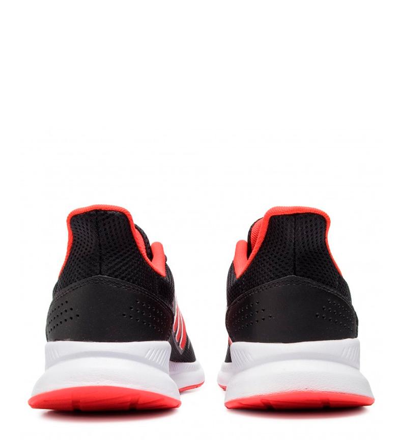 adidas-Zapatillas-de-running-Runfalcon-Hombre-chico-Negro-Blanco-Azul-Gris miniatura 8