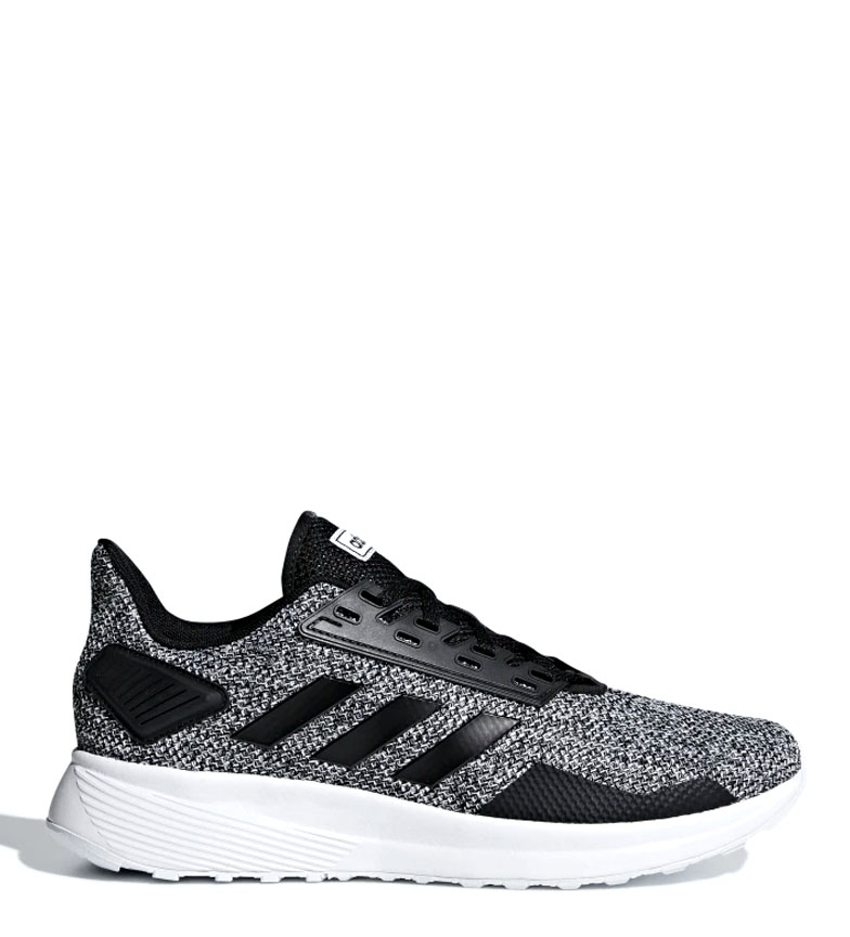 Comprar adidas Zapatillas running Duramo 9 negro, blanco / 294g