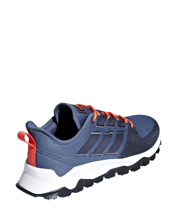 Trail Adidas zapatillas Running Kanadia Azul YDE9IW2H