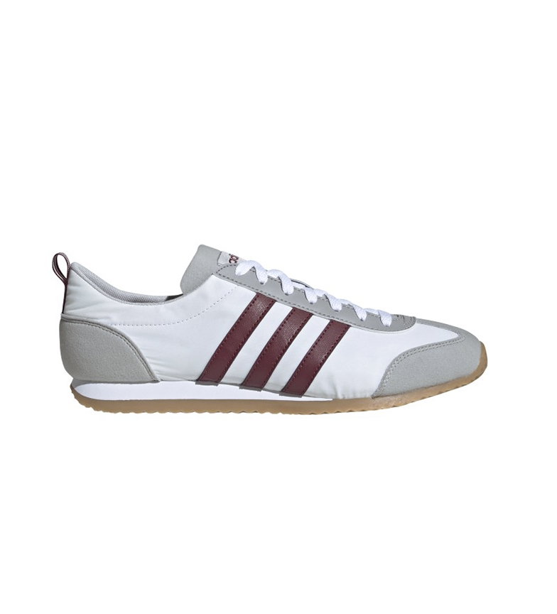 Comprar adidas Slippers Vs Jog white, burgundy