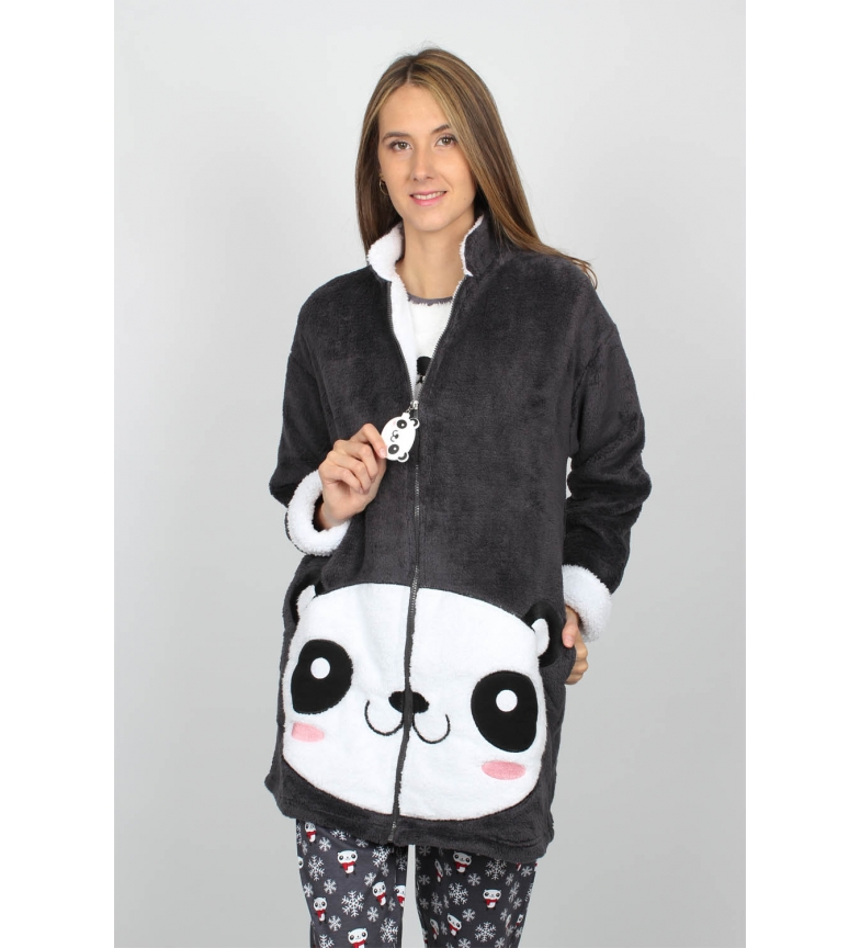 Comprar Admas Long Sleeve Gown Warm Cool Panda marengo