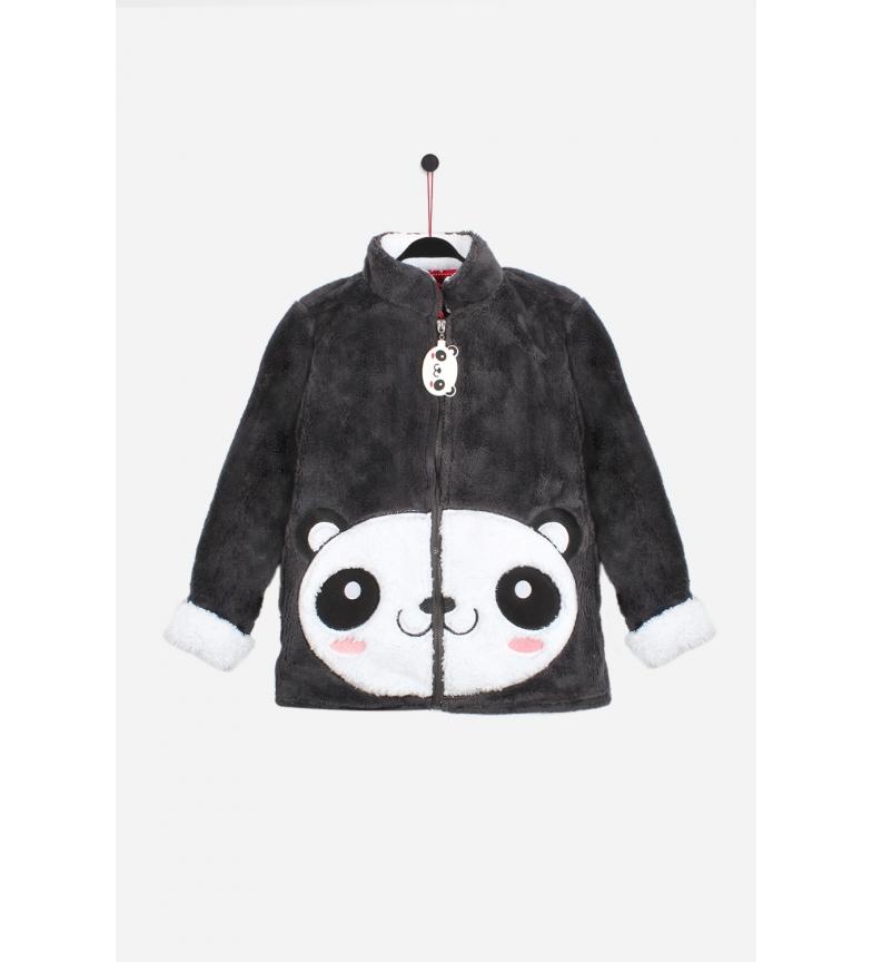 Comprar Admas Bata quente de manga comprida Cool Panda Marengo