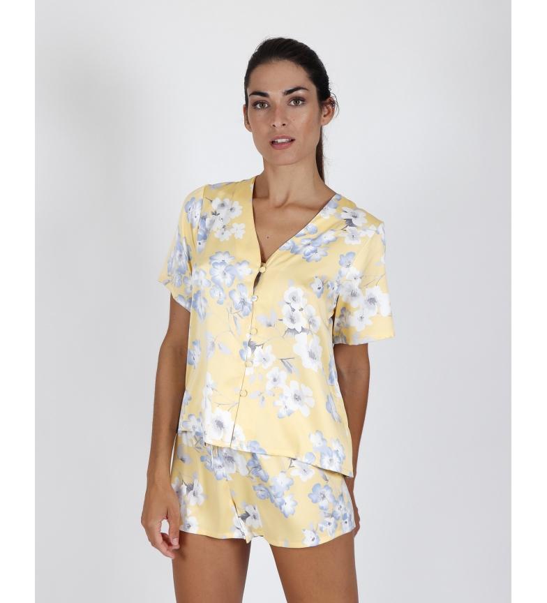 Comprar Admas Pyjamas Sunny Spring yellow