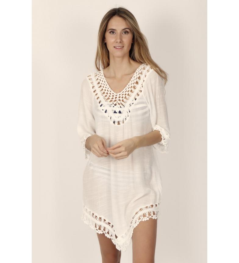 Comprar Admas Beige Ibiza dress